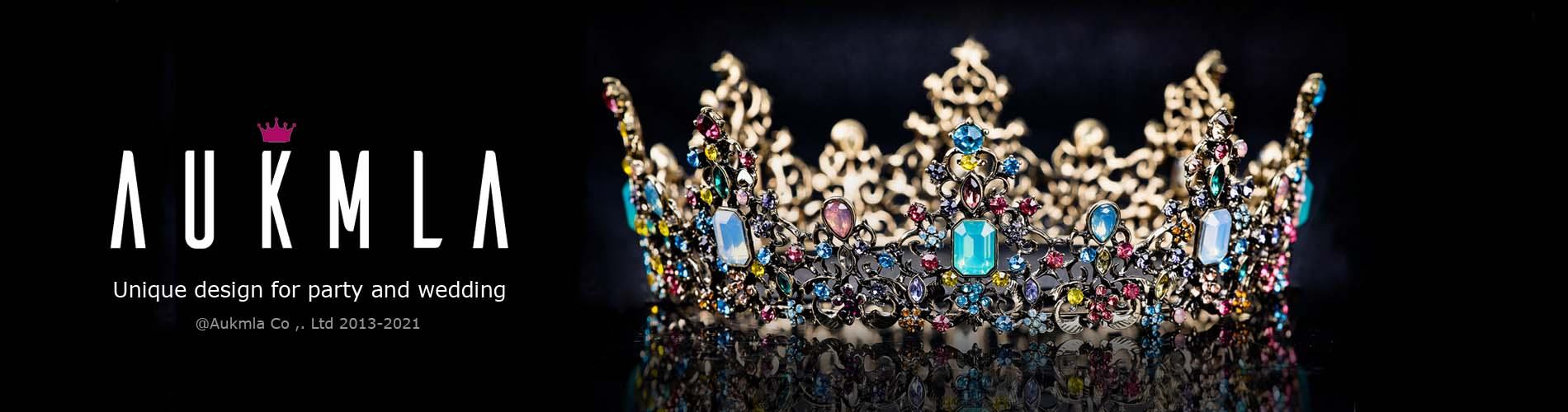 Crown for wedding and party